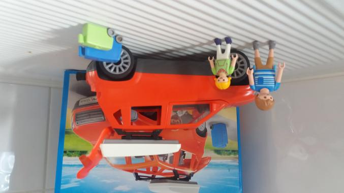 Voiture playmobil 5436