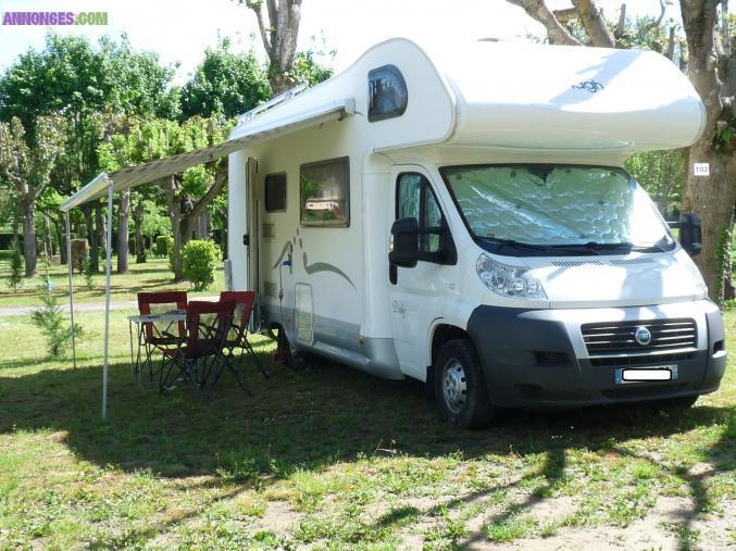 camping car elnagh duke 48. Black Bedroom Furniture Sets. Home Design Ideas