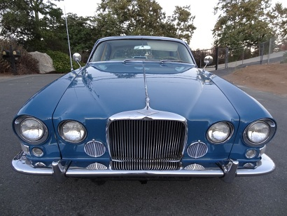 1966 Jaguar X Type 420G