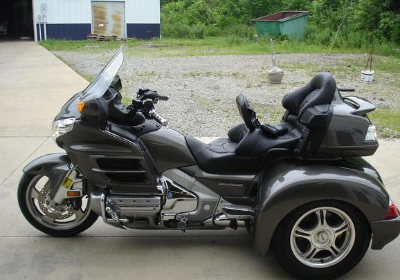 honda goldwing gl1800 trike occasion. Black Bedroom Furniture Sets. Home Design Ideas