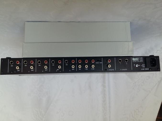 Console ECLER -SAM-502