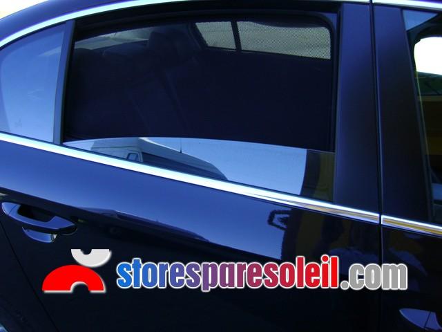 stores rideaux pare soleil sur mesure pour voiture. Black Bedroom Furniture Sets. Home Design Ideas