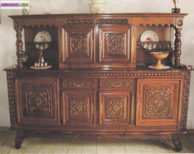 vends meuble basque. Black Bedroom Furniture Sets. Home Design Ideas