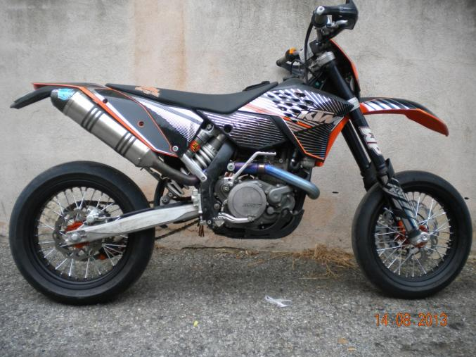 ktm exc 450 supermotard. Black Bedroom Furniture Sets. Home Design Ideas