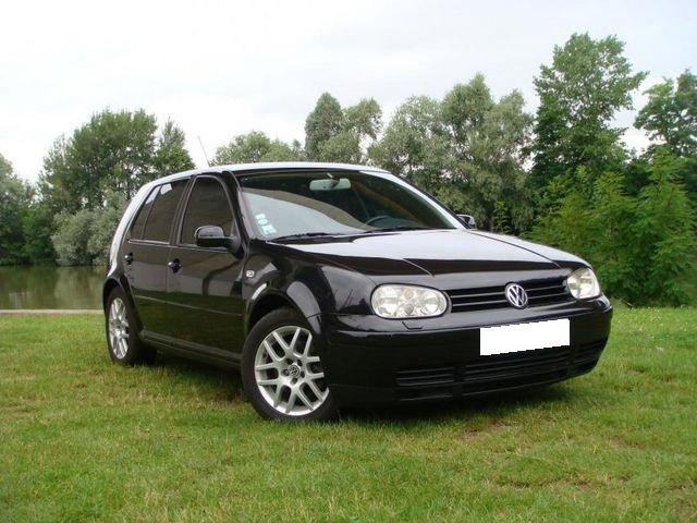 volkswagen golf iv tdi 150 carat bv6 5p. Black Bedroom Furniture Sets. Home Design Ideas