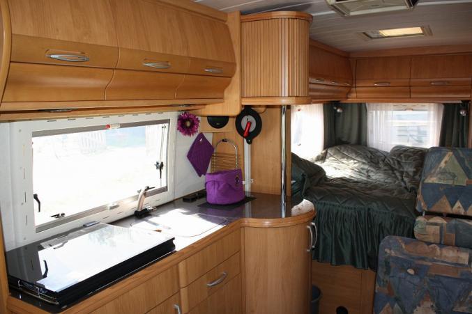 camping car fiat hobby 600
