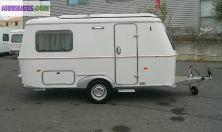 caravane eriba touring triton 418. Black Bedroom Furniture Sets. Home Design Ideas