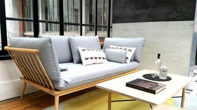 splendide canap bensimon du designer bina baitel. Black Bedroom Furniture Sets. Home Design Ideas