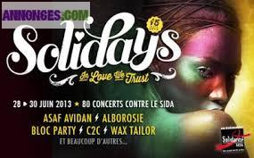 Solidays