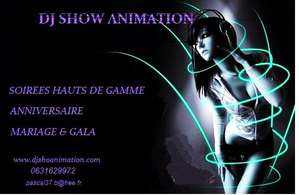 Dj show animation