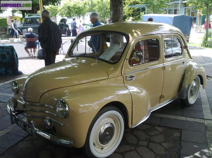 4 cv renault collector