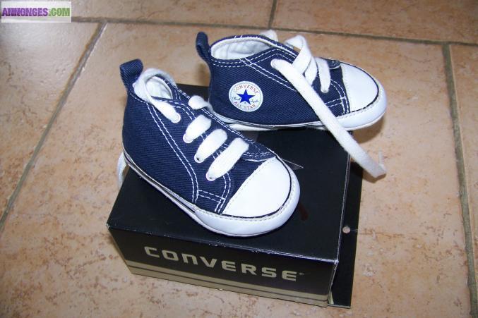 Converse Bébé Taille 18