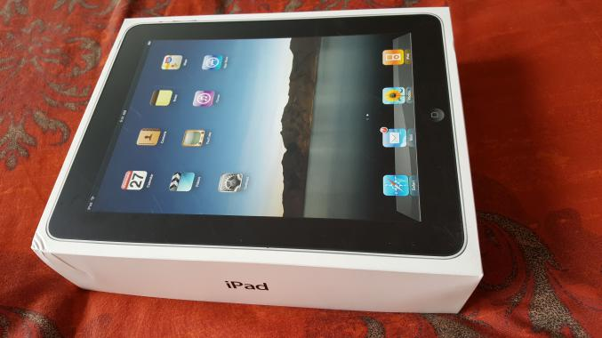 Lot de 5 ipad TBE