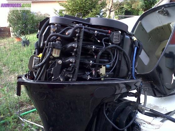 moteur hors bord mercury 50 cv