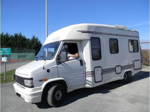 camping car rapido porteur c25 diesel. Black Bedroom Furniture Sets. Home Design Ideas