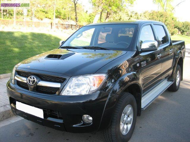 toyota hilux iii 171 d 4d vx double cabine. Black Bedroom Furniture Sets. Home Design Ideas