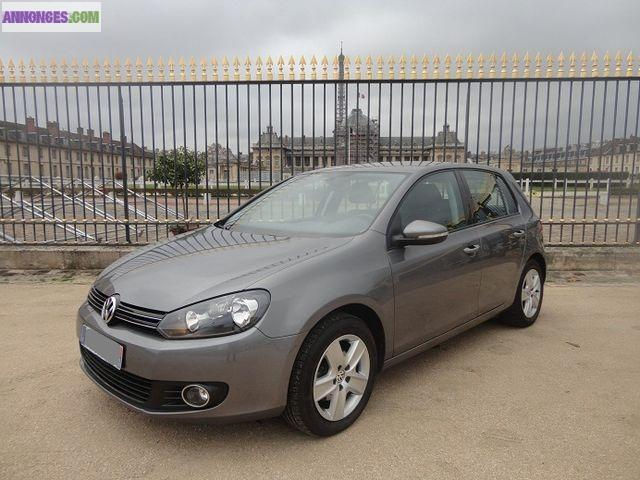 volkswagen golf vi 1 6 tdi 105 fap cr bluemotion. Black Bedroom Furniture Sets. Home Design Ideas