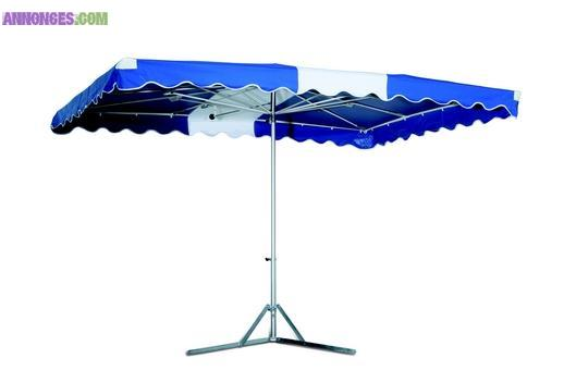 parasol de march forain 4x3m neuf. Black Bedroom Furniture Sets. Home Design Ideas