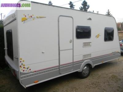 Caravane 7 places - Caravane 5 places lits superposes ...