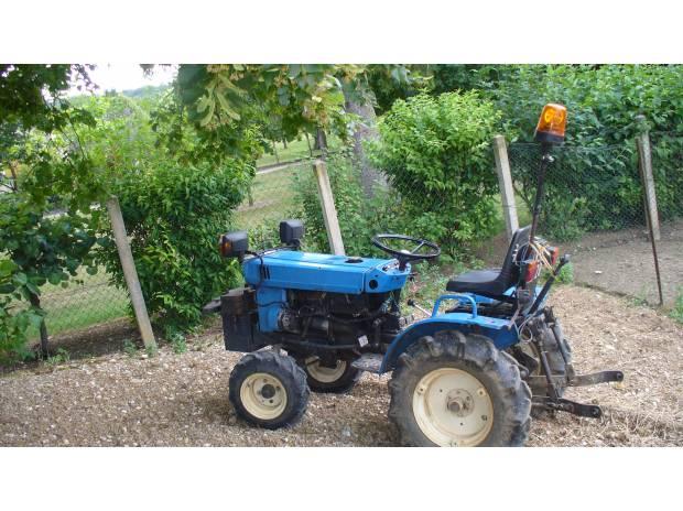 micro tracteur iseki tx 1300. Black Bedroom Furniture Sets. Home Design Ideas