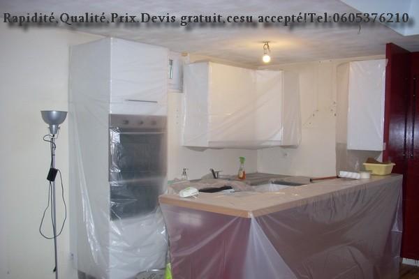Travaux de peinture paris et en idf cesu accept devis for Recherche jardinier en cesu