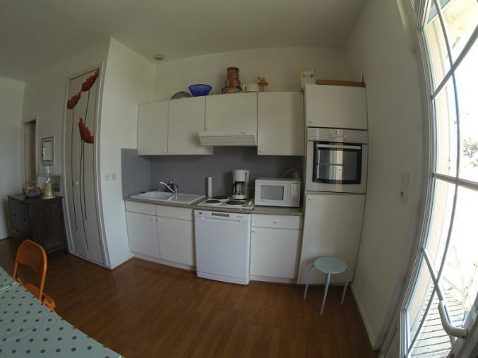 Apartemenent Avec Terrasse Proche Plage
