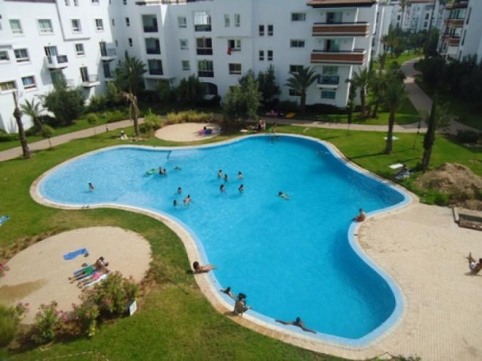 Appartement piscine