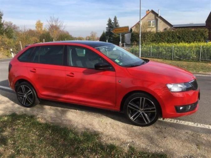 Skoda Rapid/Spaceback Rapid 1.6 TDI Style Plus Gre