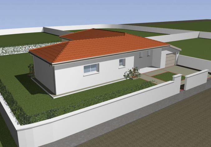 architecte r alise votre permis de construire ou d claration pr alable. Black Bedroom Furniture Sets. Home Design Ideas