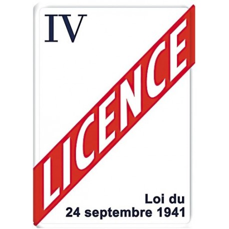 Loue licence IV Location Licence 4
