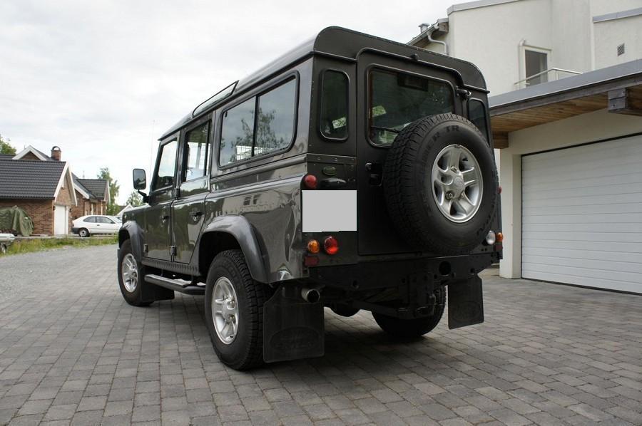 land rover defender 2 5 td5. Black Bedroom Furniture Sets. Home Design Ideas