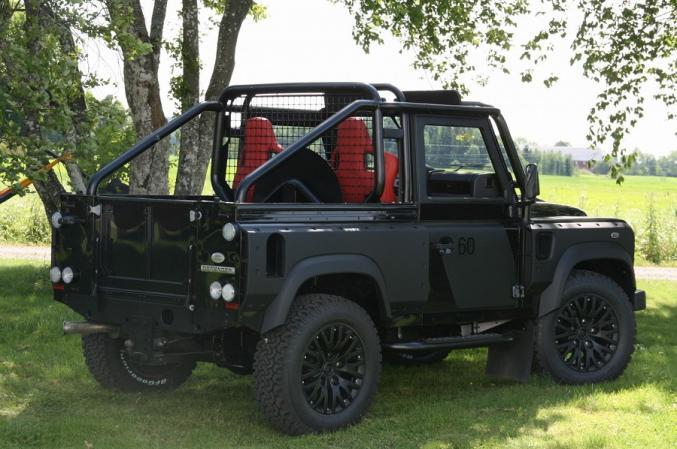magnifique land rover defender 90 diesel. Black Bedroom Furniture Sets. Home Design Ideas