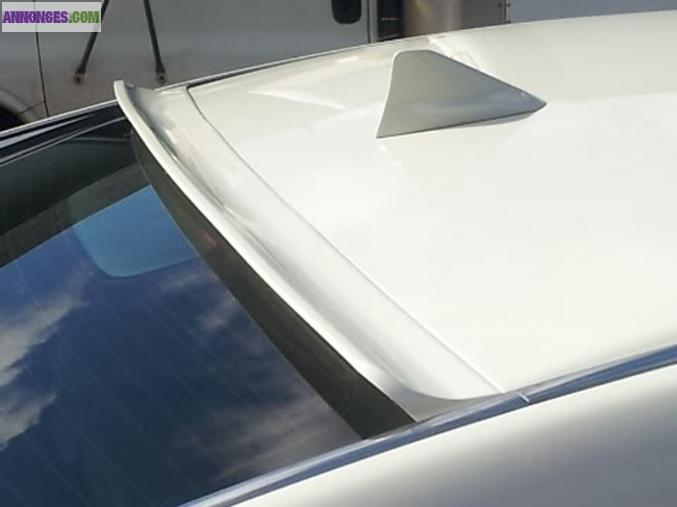 Painted roof spoiler peugeot 406 4d 1998 2004 ezrc only for Garage peugeot 75012