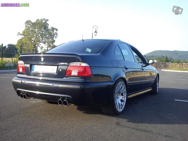 Capteur ABS BMW e39 m5 Limousine arrière NEUF