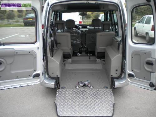 renault kangoo handicap boite automatique. Black Bedroom Furniture Sets. Home Design Ideas