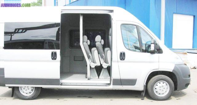 minibus combi fiat ducato 9 places. Black Bedroom Furniture Sets. Home Design Ideas