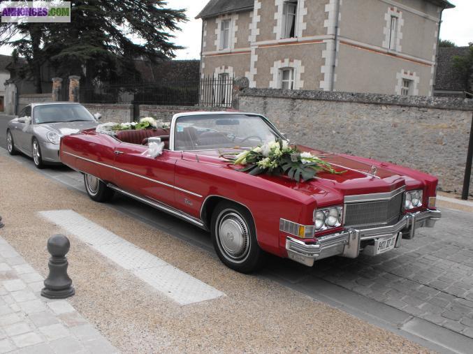 location voiture americaine pour mariage cadillac - Location Voiture Americaine Pour Mariage