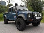 land rover defender 130 1998, 218000 km - Miniature