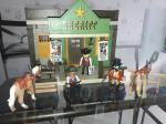 Playmobil far west  - Miniature