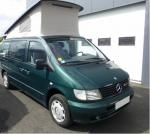 Mercedes vito f 112 cdi lit+table - 2000 - Miniature