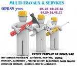Multi-travaux & services - Miniature