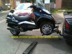 "Piaggio scooter mp3 remorque ""bike carrier new in... - Miniature"