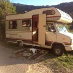 Camping car - Miniature