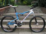 Cannondale rz 120 xlr 2 xlr lefty hybride 120mm shimano xtr... - Miniature